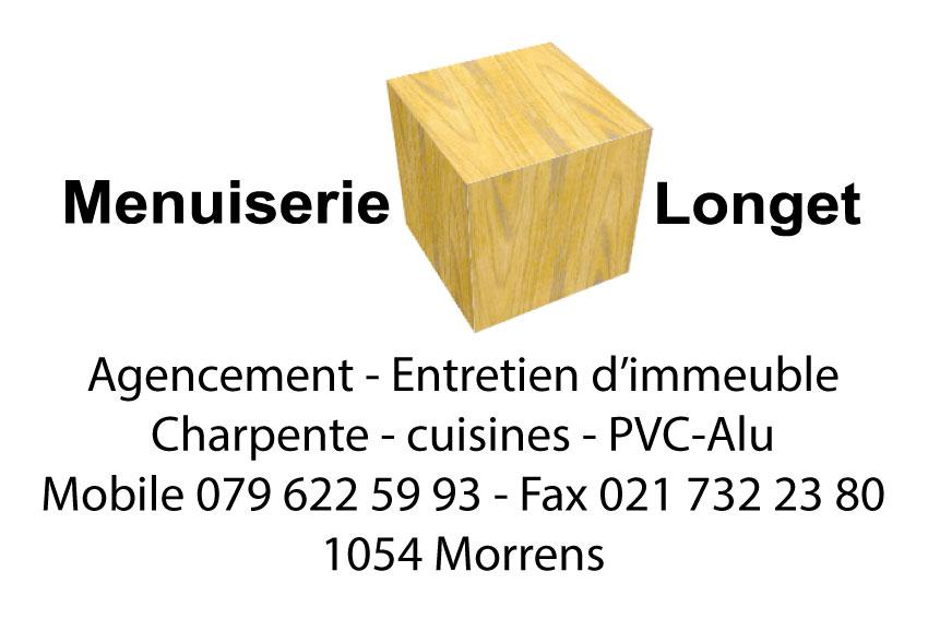 Menuiserie Longet