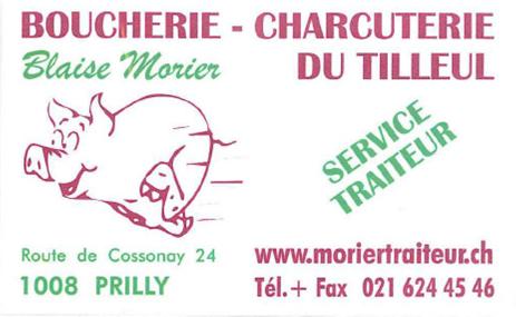Boucherie-Charcuterie du Tilleul